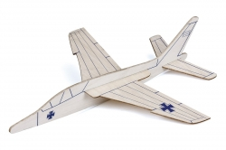 Náhľad produktu - Alpha jet - balzové hádzadlo