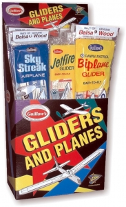 Junior Combo Pack (mix 3 GLIDERS a stupid combat 33pcs) convenient packaging