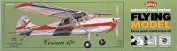 Cessna 170 (610mm) laserom rezaná