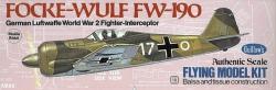 Náhľad produktu - Focke-Wulf FW-190 (419mm)