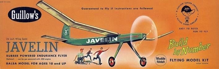 Náhľad produktu - Javelin 610mm