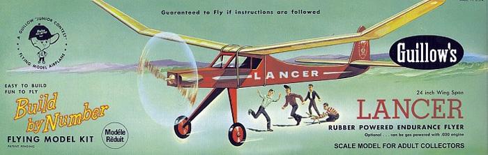 Náhľad produktu - Lancer (610mm)
