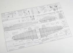 B-25 Mitchel (711mm)