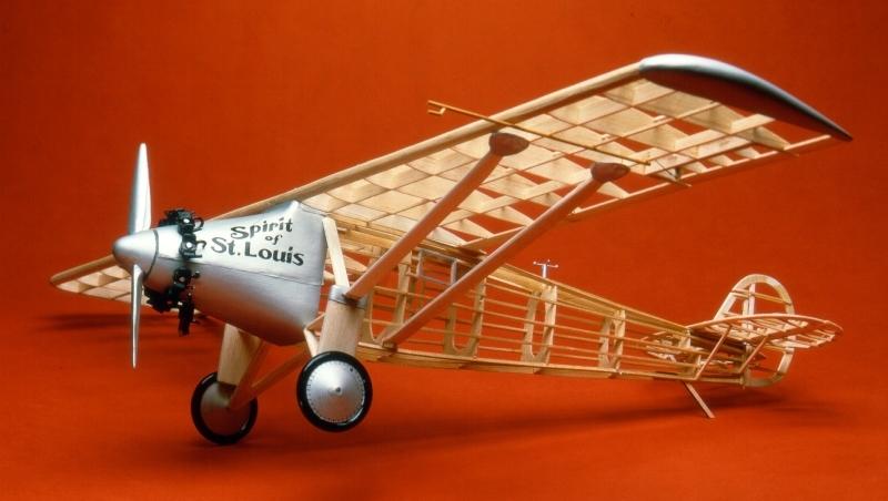 Náhľad produktu - Spirit of St. Louis (876mm)