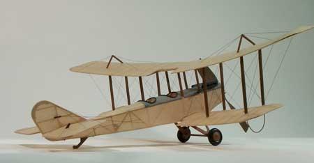 Náhľad produktu - Curtiss Standard J-1 ″Jenny″ 762mm