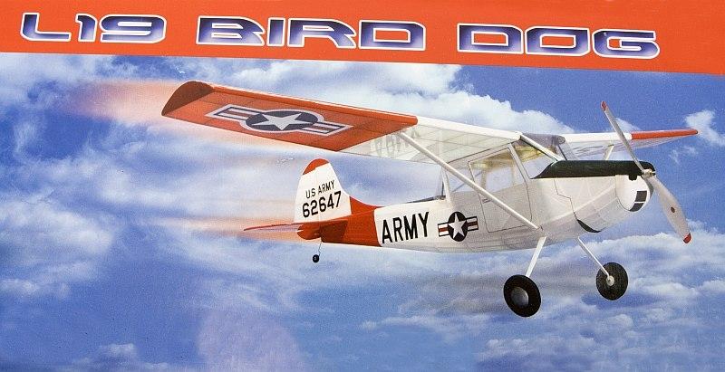 Cessna L-19 Bird Dog 1016mm