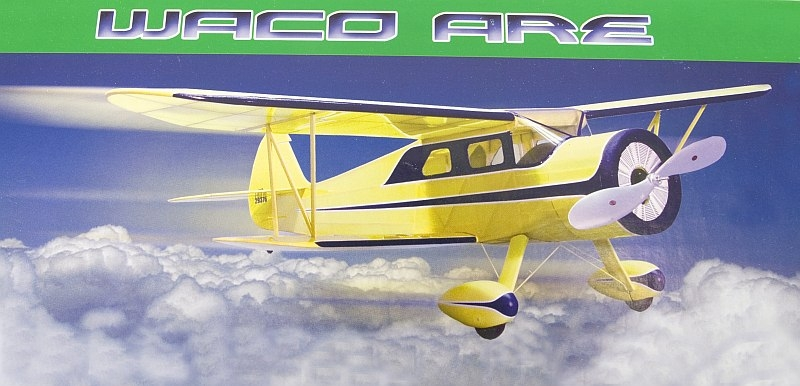 Waco ARE 889mm laser. vyřezávaný