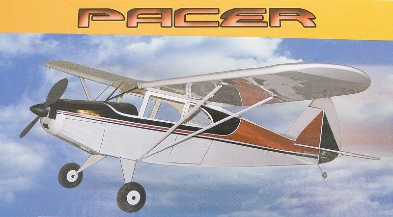 Náhľad produktu - Piper PA-20 Pacer 1016mm (stavebnica)