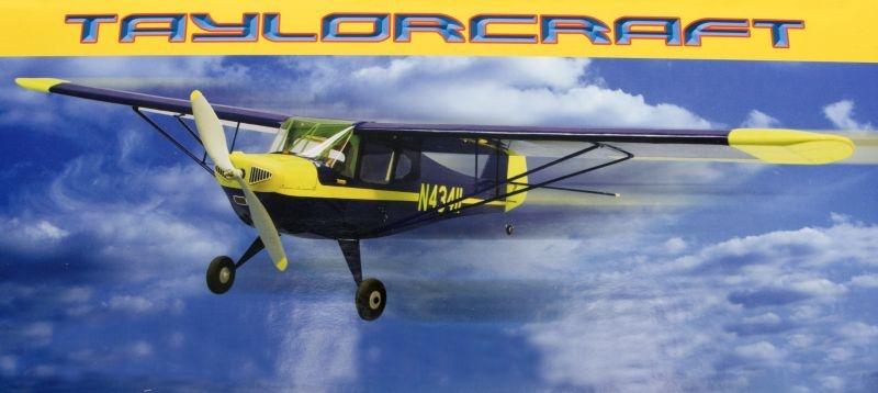 Náhľad produktu - Taylorcraft 1016mm (stavebnica)