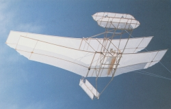 Wright Flyer drak 1473 mm