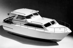 Trojan Cabin Cruiser - jachta 787mm