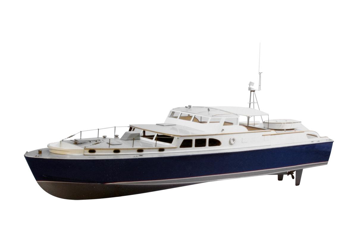Náhľad produktu - Dauntless - motorová jachta 1245mm