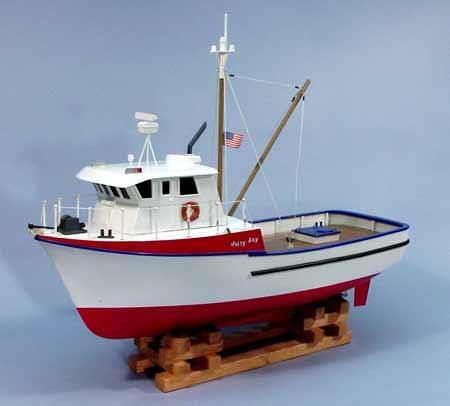Náhľad produktu - Jolly Jay rybársky trawler 610mm