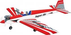 Black Horse Super Air, rozpětí 1550 mm, ARF