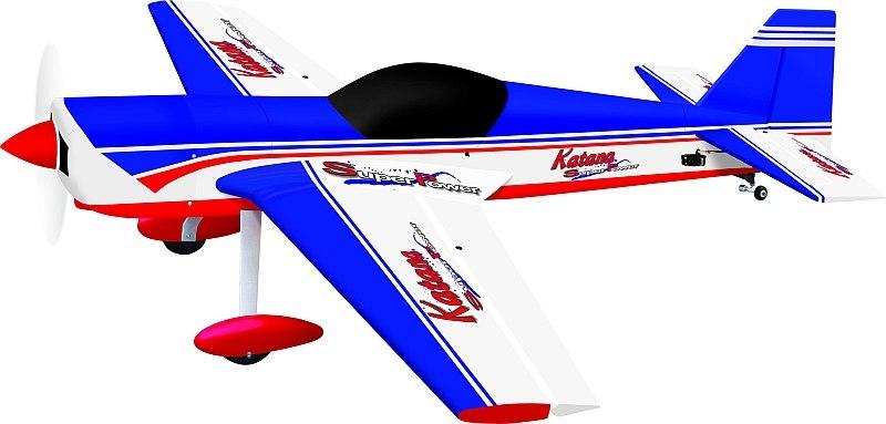 BH25 Katana 120-160 40-50ccm rozp.1800mm