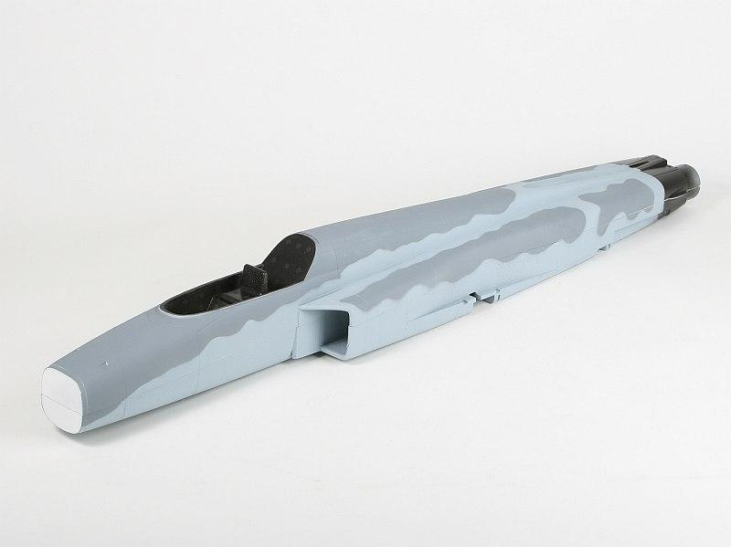 Náhľad produktu - F-5E Tiger - trup, (Grey Tiger)