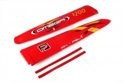 Náhľad produktu - OMEGA 1200 náhradní křídla