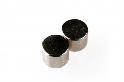 Magnet set ø5x4 mm (2ks)