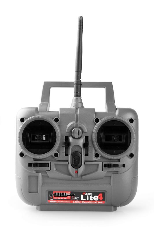 BETA 1400 M1 - RTF 4k 2.4GHz brushless + HITEC LITE 4