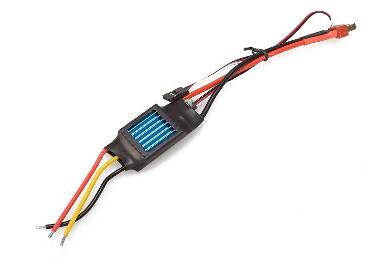 Náhľad produktu - SCOUT, PIONEER 30A elektr. regulátor