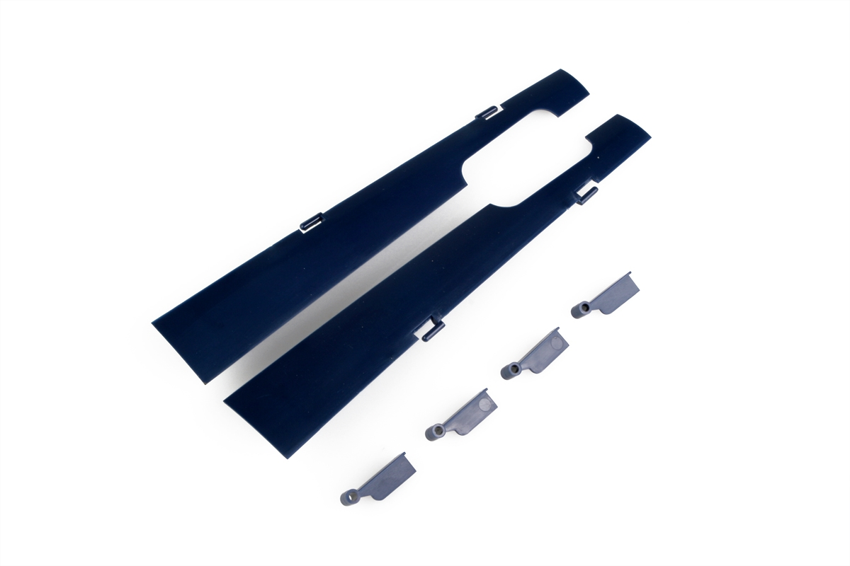Náhľad produktu - Giant F4UCorsair EPP - zadné klapky podvozka