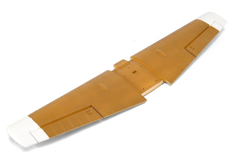 Náhľad produktu - Messerschmitt BF-109 (baby WB) - křídla 800mm