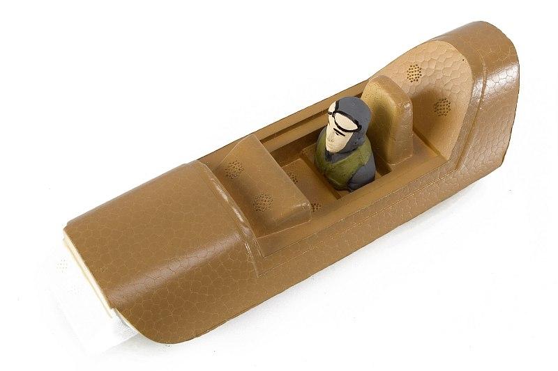 Náhľad produktu - Messerschmitt BF-109 (baby WB) - kabina