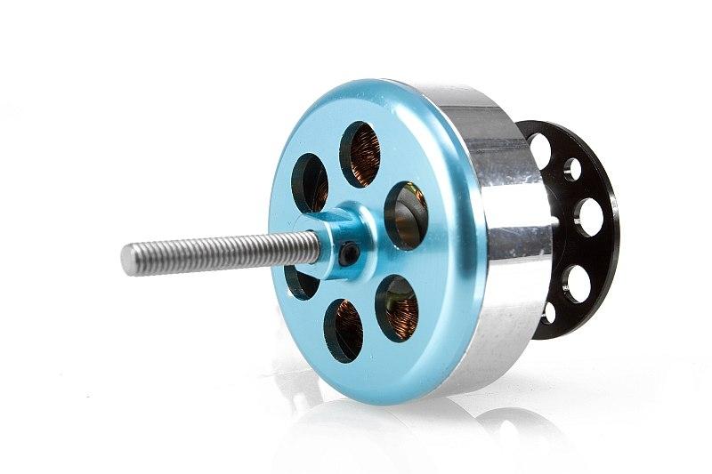 Náhľad produktu - FOX 2300 - elektro motor 4018-KV900, striedavý