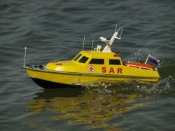SAR - záchranársky čln (stavebnica)