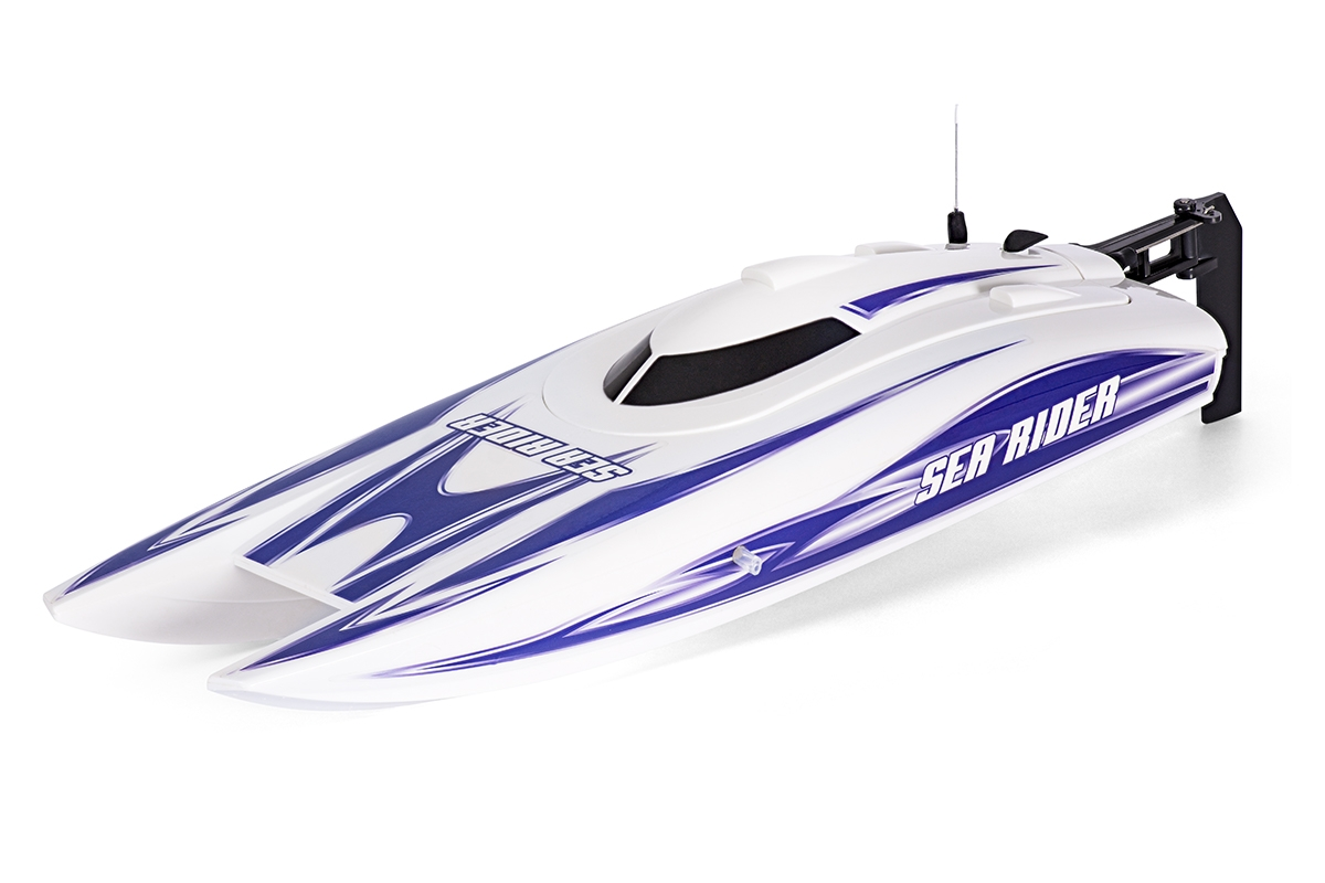 View Product - Offshore Lite Sea Rider V3 2.4 Ghz RTR green