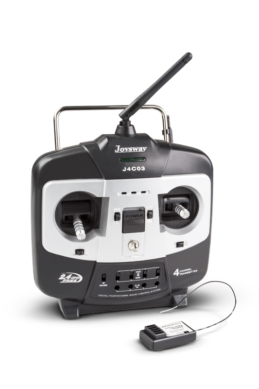 View Product - Focus - vysílač + přijímač 2,4GHz