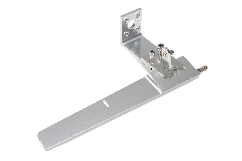Náhľad produktu - CNC Kormidlo stredné 158mm