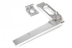 Náhľad produktu - CNC Kormidlo veľké 160mm