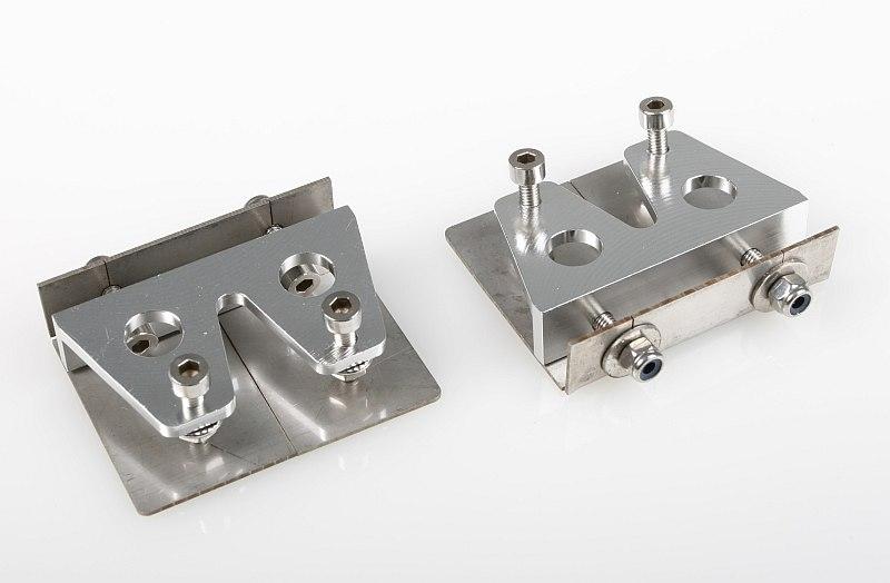 Náhľad produktu - Trimovací klapky velké A2 CNC