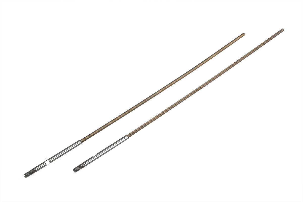 Náhľad produktu - Pružný hriadeľ, set 2ks 3,18-4x (M10017027X-2) (10017)