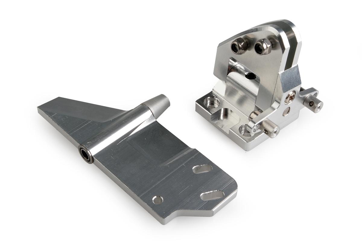 Náhľad produktu - CNC obráběné kormidlo