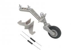Náhľad produktu - Maketová ostroha s kolieskom, (90-120)