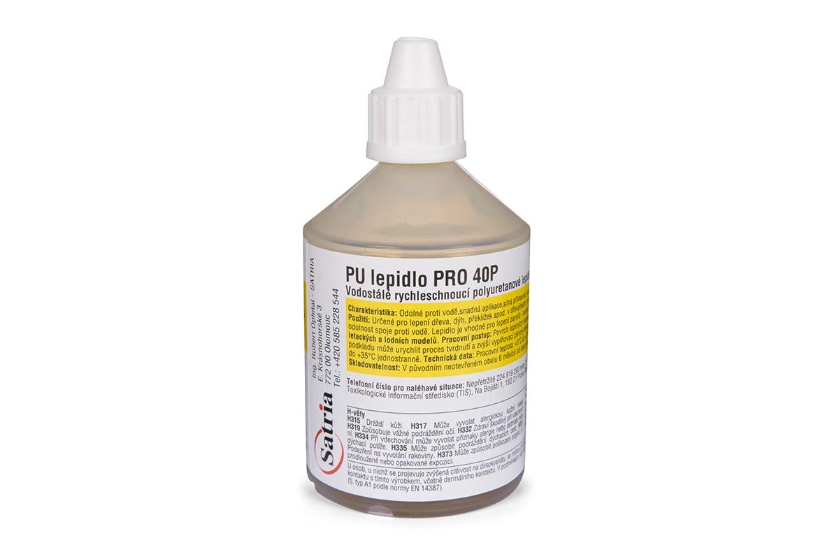 Pu STD (PRO40P) 50g polyuretan. lepidlo
