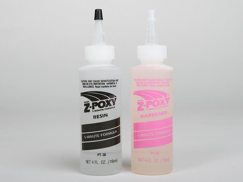 Náhľad produktu - Z-POXY – 5minútové epoxidové lepidlo (237 ml)