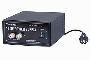 Náhľad produktu - Spínaný stabilizovaný zdroj 13,8V, 40A (550W)