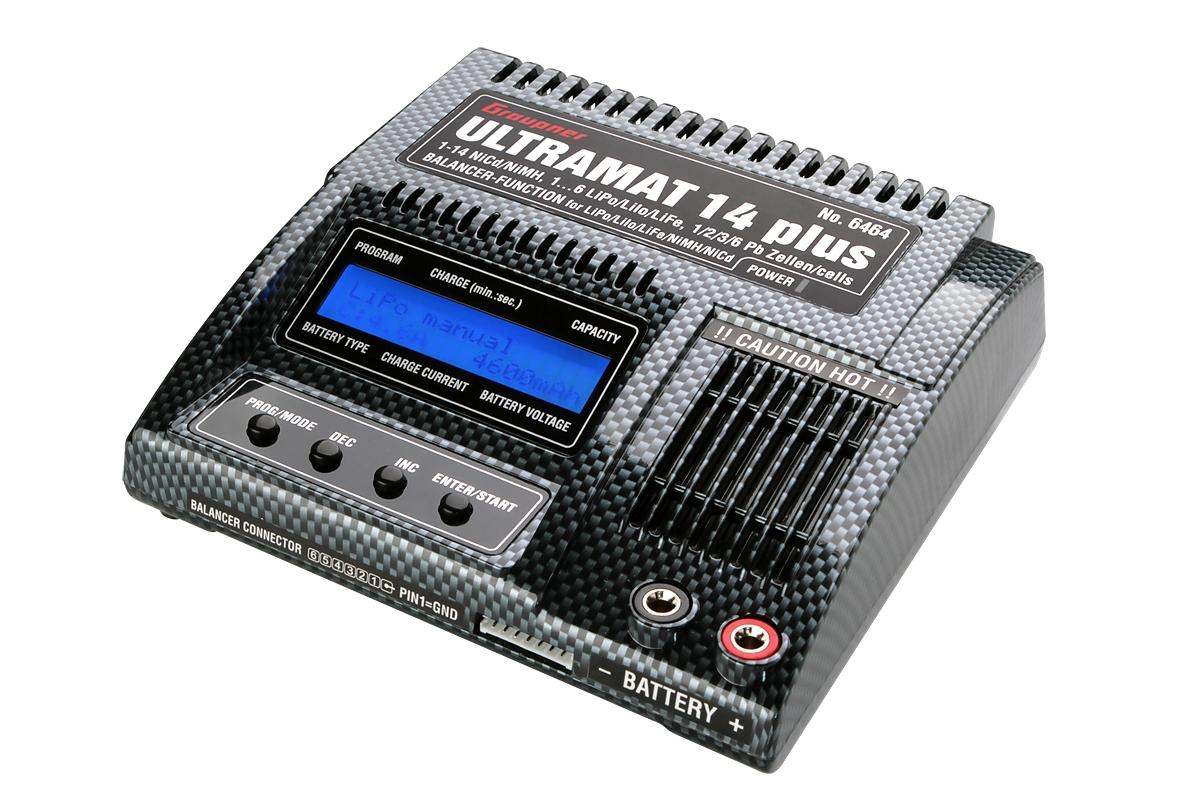 Náhľad produktu - ULTRAMAT 14 plus nabíjač