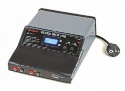 GRAUPNER spínaný stabilizovaný zdroj MFD 150 11-26V a nabíječka
