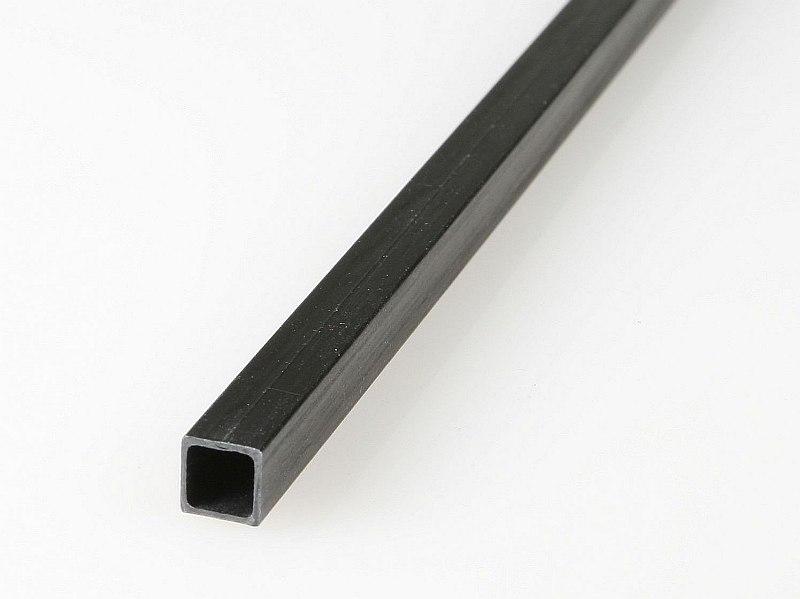 Náhľad produktu - Uhlíkový hranol dutý 8mm/7mm 1m