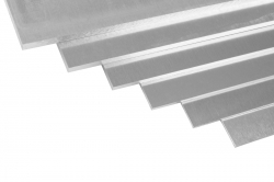 Duraluminium Sheet 500x250x3,0 mm