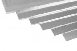 Duraluminium Sheet 500x250x5,0 mm
