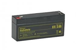 Pb akumulátor 6 V/3,0 Ah