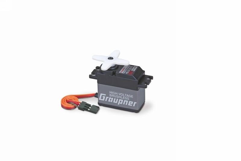 Náhľad produktu - HBS 860 BB, MG-Hi Volt-Brushless (tlouštka 20mm) servo