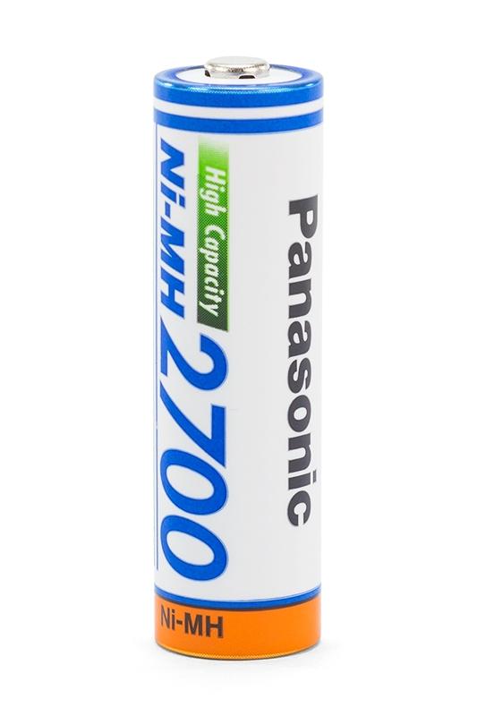 Náhľad produktu - 1.2V 2700mAh PANASONIC AA