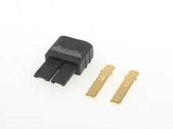 Náhľad produktu - 7959M TRAXXAS konektor 1 ks (samec)