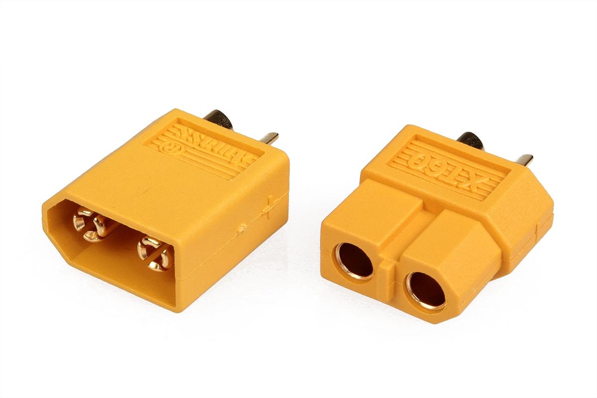 XT60 konektor (1 pár)